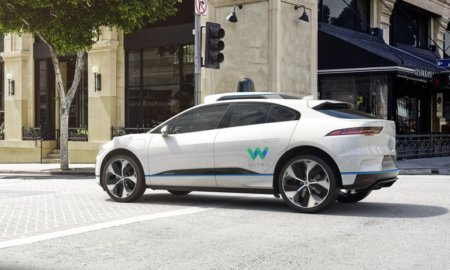 waymo jaguar I-pace driverless fleet