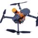 DJI Mavic Pro Drone Parachute with Automatic Trigger System drone parachute