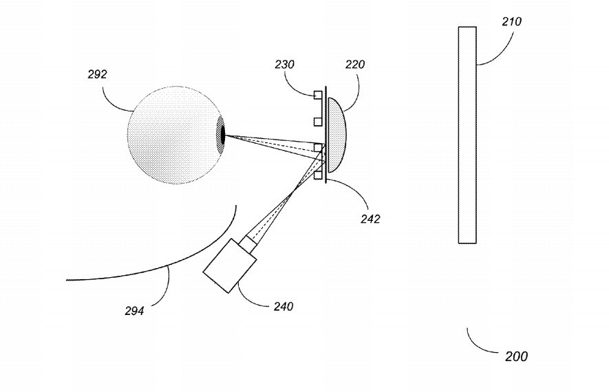 apple patent ar glasses vr glasses