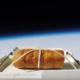 garlic bread in space tom scott youtube