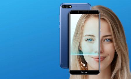 honor 7c honor 7a specifications facial unlock
