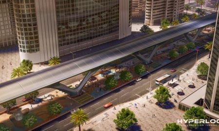 hyperlooptt dubai hyperloop testing