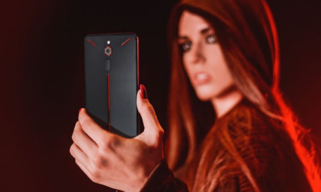 nubia red magic zte