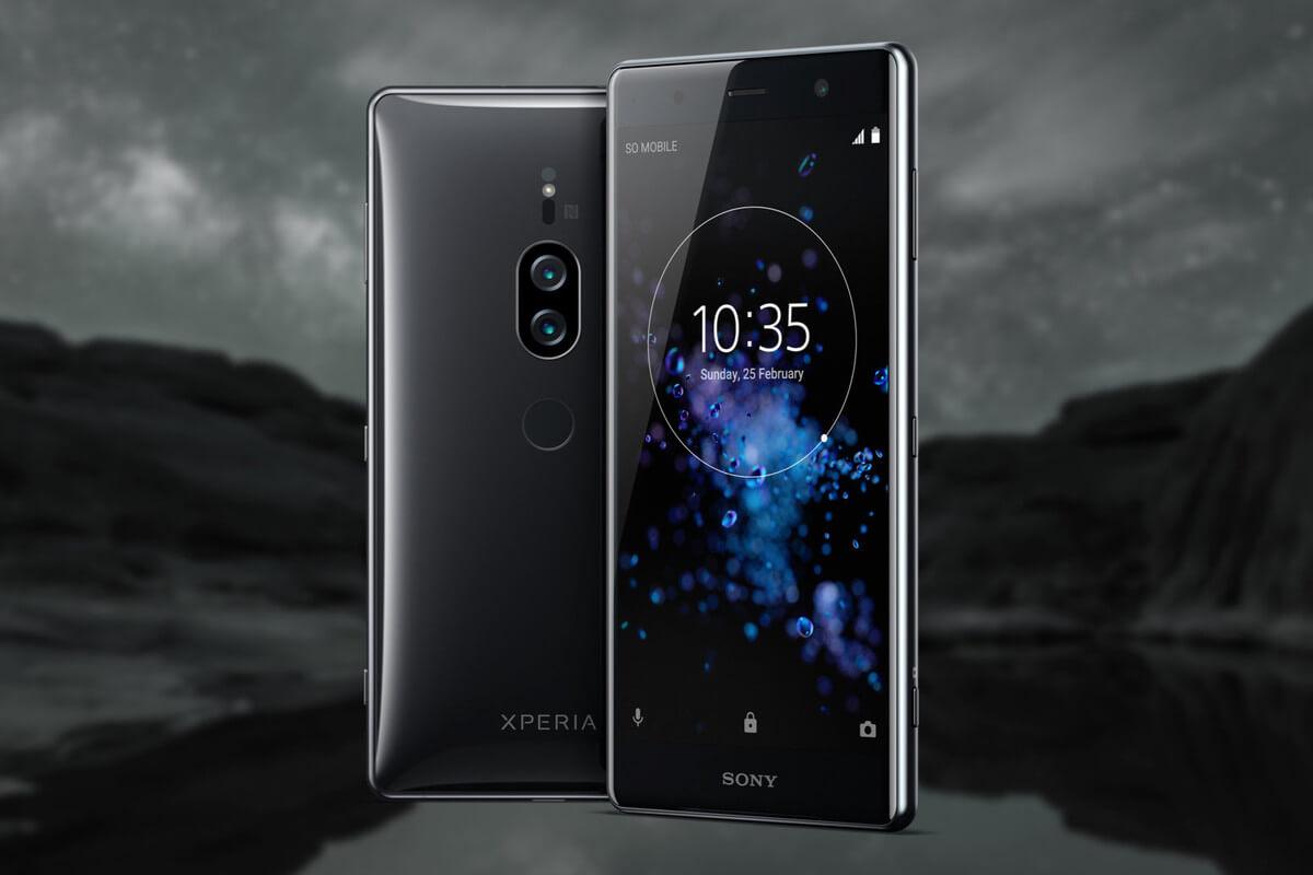 sony xperia xz2 premium features specifications