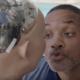 will smith sophia robot kiss