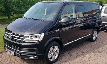 VW_T6_Multivan apple driverless shuttle
