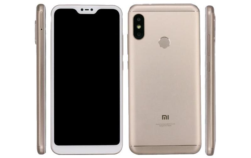 Xiaomi-Redmi-6 pro leak