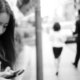 asian-women-texting-on-the-phone