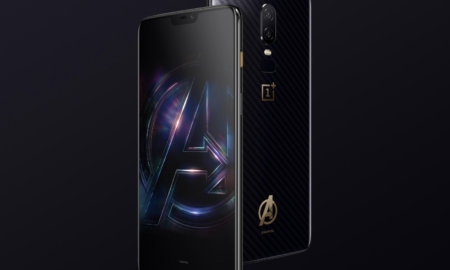 avengers oneplus 6 special edition