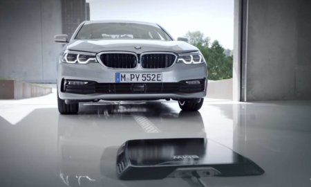 bmw wireless charging pad induction mat
