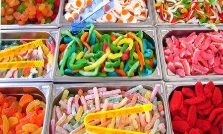 elon musk candy