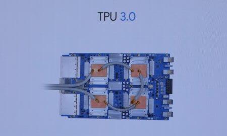 google tpu 3 tensor processor unit