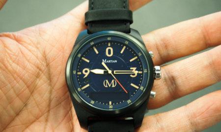 martian mvoice alexa watch