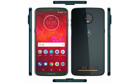 moto z3 play images specifications leaked