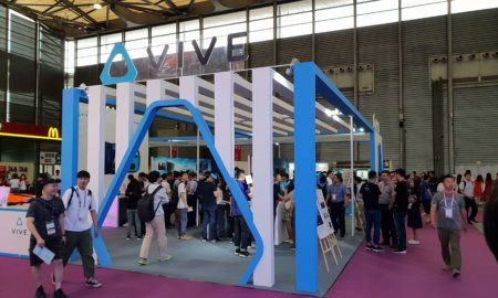 htv vive mobile world shanghai 2018