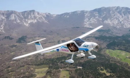 avinor first electric plane electric flight norway