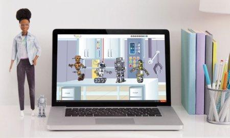 barbie robotics engineer tynker