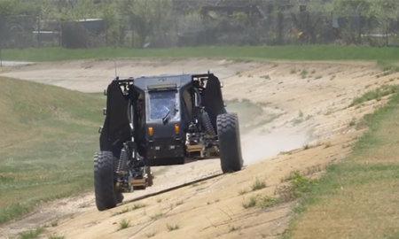 darpa gxv-t transforming wheels
