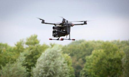 delft dynamics dronecatcher 2