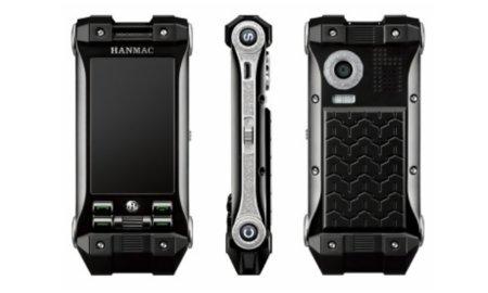 hanmac bon7 luxury smartphone mwc 2018 1