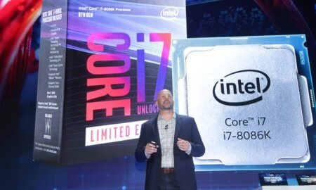 intel computex 2018 28 core processor intel contest