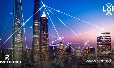 mwc shanghai semtech lora iot smart city