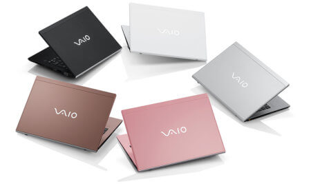 vaio s11 vaio s13 new vaio laptops