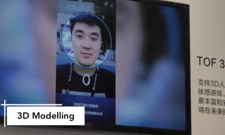 vivo TOF 3D Sensing Technology mwc shanghai 2018