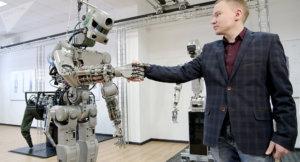 fedor-humanoid-robot