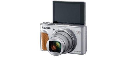 Canon PowerShot SX740 4k video
