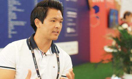 Han Jin Lucid MWC Shanghai