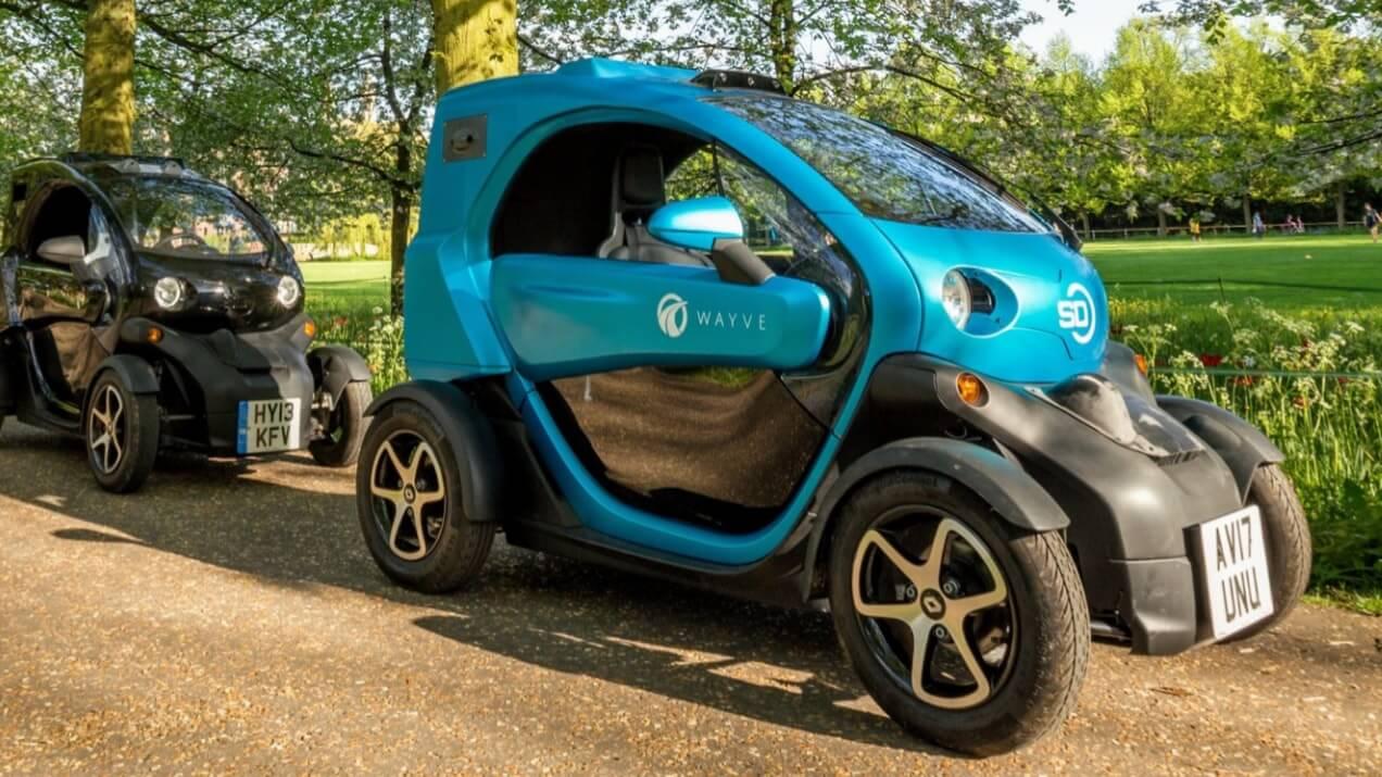 Wayve-Autonomous-Vehicle-from-Wayve
