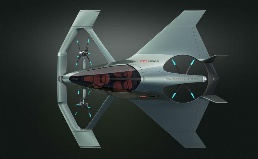aston-martin-volante-vision-concept - flying taxi 3