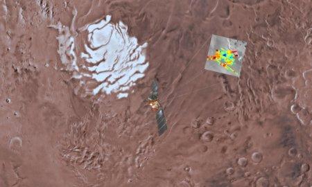 liquid water on mars marsis