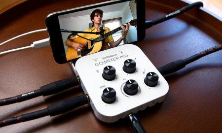 roland go mixer pro smartphone mixer