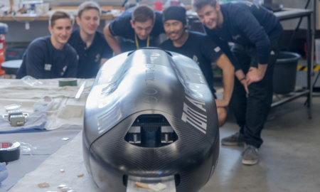 warr hyperloop spacex competition 2018