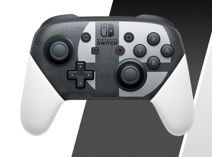 Super-Smash-Bros-Pro-controller
