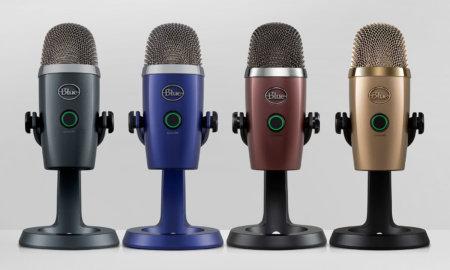 blue yeti nano podcast microphone