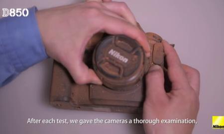 nikon d850 destroyed tests