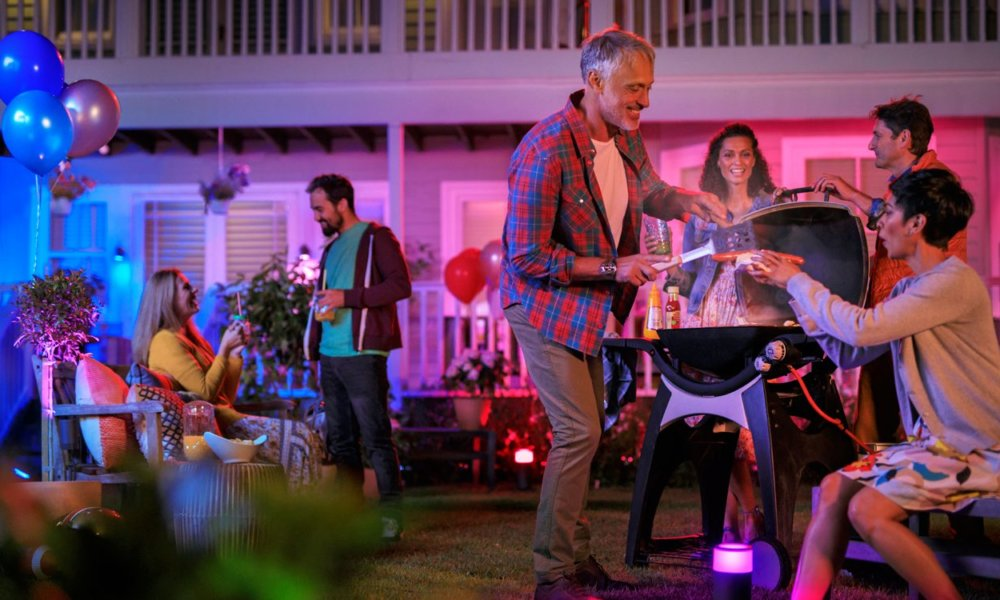 New Philips Hue Line Wants To Light Up Your Life