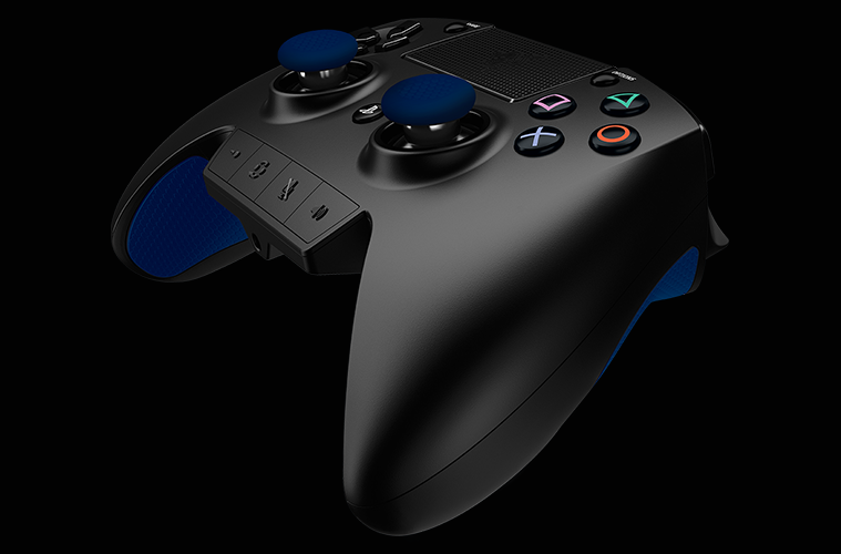 New Playstation Controllers From Razer Are Fully Customizable Raiju appears in the training battle 4 challenge quest with phoenix, jack frost and toubyou. new playstation controllers from razer