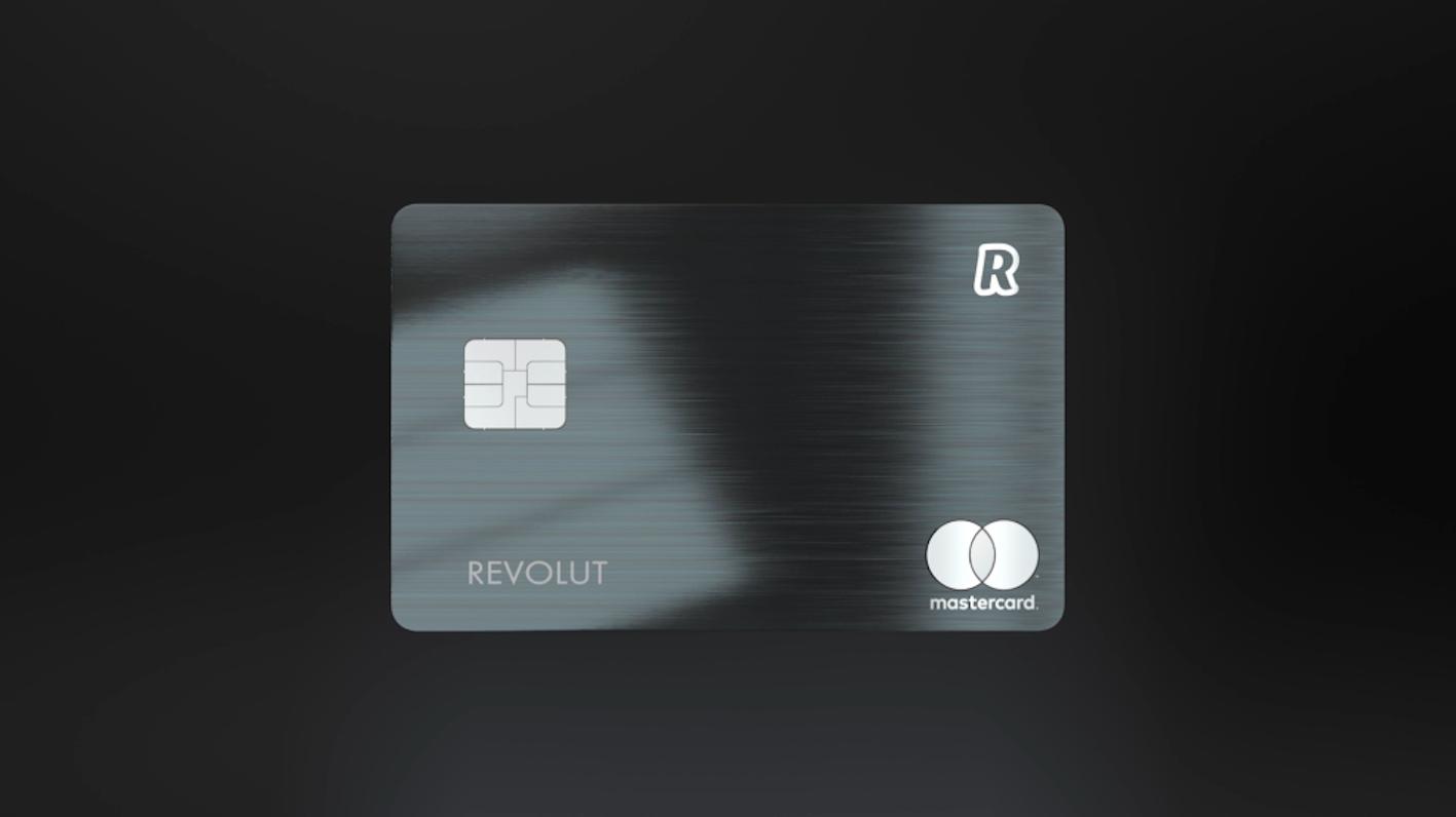 revolut metal cryptocurrency card cashback