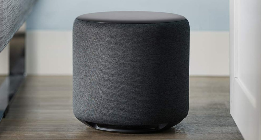 amazon echo sub alexa
