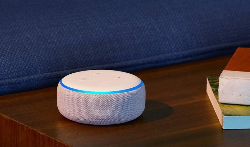 new amazon echo dot 3rd gen