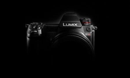 panasonic lumix s series full-frame mirrorless camera