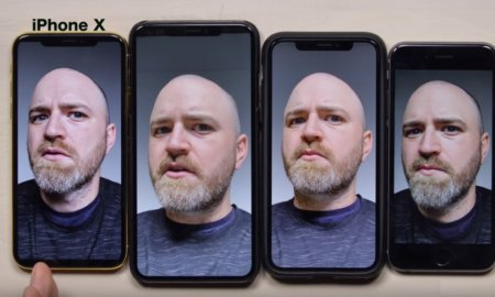 unbox therapy iphone xs beauty camera