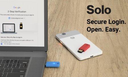 Solo key kickstarter physical key fido2