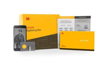 kodak digitizing box kodak scan photos