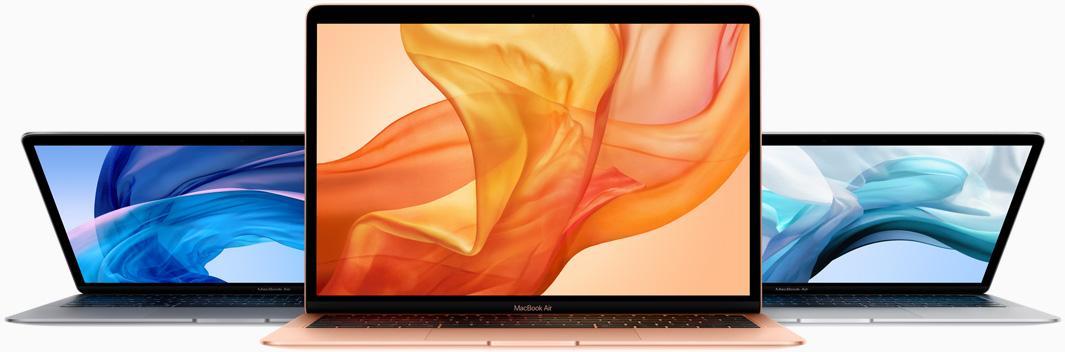 new macbook air 2018 specs