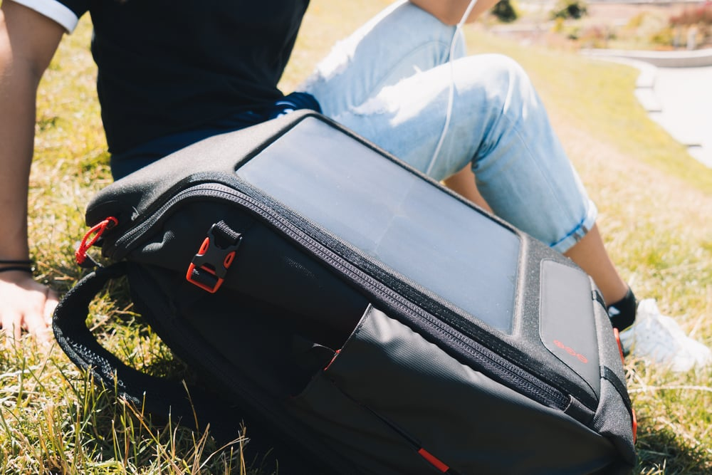 voltaic backpack